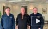 Видео: опытные космонавты поздравили Выборгский авиационно-технический колледж с юбилеем