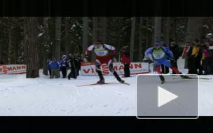 Российские биатлонисты остановились в шаге от подиума на этапе Кубка мира в Антерсельве