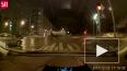 Видео: На пешеходном переходе был сбил велосипедист