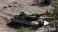 Видео: Немецкий танк Leopard 2 опозорился на учениях ...