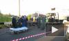 Столкновение ВАЗа и маршрутки под Петербургом закончилось смертью водителя легковушки
