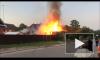 Во Всеволожском районе горели частный дом и сарай