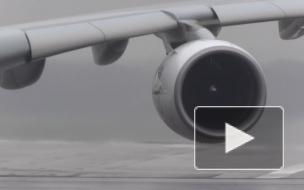 Airbus A320 совершил аварийную посадку в Шереметьево