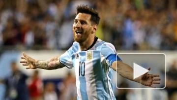 Гол Месси приносит победу Аргентине