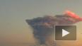 """На Камчатке вулкан Шивелуч """"выстрелил"""" пеплом высотой ..."""