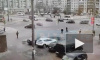 Видео: ДТП на пересечении Индустриального и Ударников спровоцировало пробку