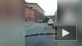 Видео: на улице Степана Разина грузовик завалился ...
