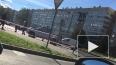 Полиция оцепила перекресток на юге Петербурга из-за ...