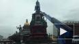В Петербурге готовят памятник Николаю I к реставрации