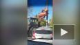 Очевидцы: В Сестрорецке рабочие нарушают технику безопас...