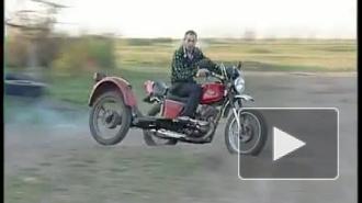 Искусство управления мотоциклом