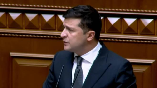 Зеленский анонсировал разработку стратегии экономического развития Украины до 2030 года