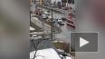 Водитель маршрутки устроил драку возле дома на Савушкина