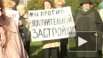 Жители Приморского района выиграли битву за сквер