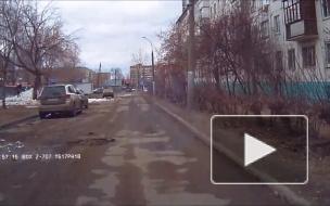 ДТП Баранова Ижевск.