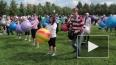 Сотня беременных готовилась к родам в парке 300-летия