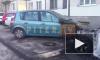 Очевидцы: на Стасовой подожгли автомобиль (видео)