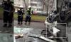 Видео: на Ириновском семь человек пострадали в ДТП с маршруткой и грузовиком
