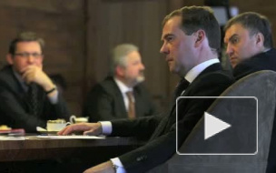 Медведев: Время менять политическую систему