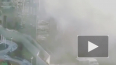 Жители Красноярска задыхаются от дыма пожарной части