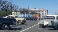 Со стрелки Васильевского острова стартовал автопробег ...
