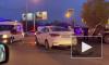 Два автомобиля столкнулись на пересечении Луначарского и Светлановского