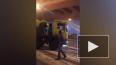 """Видео: на ЗСД """"Ладу"""" тушила бетономешалка"""