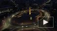 На площади Победы обновили подсветку к 9 мая