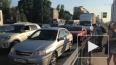 Из-за ремонта на Рябовском шоссе водители оставили ...