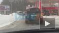 В ДТП на Приморском шоссе серьезно пострадала женщина