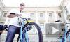 Депутаты Заксобрания устроили пробег на велосипедах