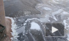 Двое детей провалились под лед на проспекте Обуховской Обороны