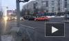 """В Калининском районе """"Жигулям"""" разбили бампер"""
