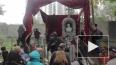 На Васильевском восстановили могилу Чинизелли