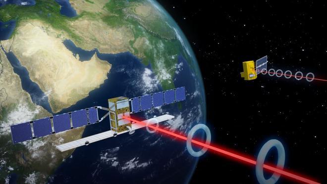 В России завершились испытания лазеров для показа рекламы из космоса