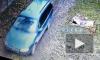 Во Всеволожском районе обнаружили разыскиваемый с июля автомобиль