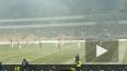 Фанат записал видео быстрого гола на 13-й секунде матча