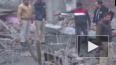 Видео: В Нью-Дели обрушился жилой дом