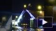 Видео: Дворцовый мост развели под Первый концерт Чайковс...