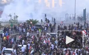 В Бейруте при столкновениях пострадали 130 человек