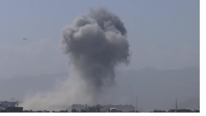 Из-за взрыва в дипломатическом центре Кабула погибли более 30 человек