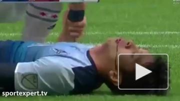Кочиш спас футболиста от смерти