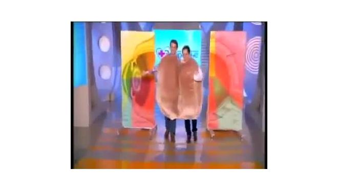 Видео: «Песня про яички» покоряет интернет