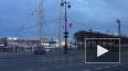 Видео: в Петербург прибыли боевые корабли