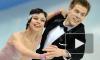 Фигурное катание. Танцевальные пары: в самом чувственном состязании Олимпиады россияне выбились в лидеры