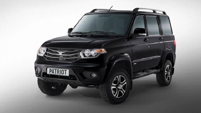 Обновленный UAZ Patriot появится в продаже в ноябре