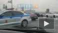 На Свердловской набережной скорая забрала пострадавшего ...