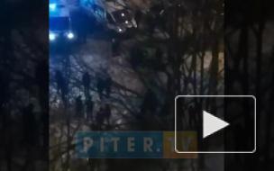 Авария на Светлановском
