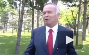 По центральным телеканалам Узбекистана сообщили о болезни президента