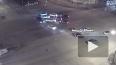 Видео: на перекрестке Сизова столкнулись две легковушки